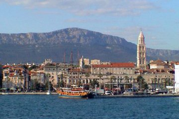 Split + Trogir, Croatia, Central Dalmatia