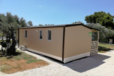 Mobil homes Nord Vip camp Livada with pool