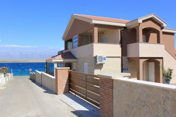Luxury apartments Berta, Vir - island Vir