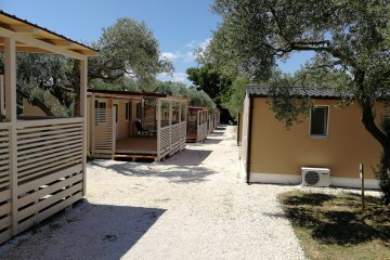 Mobile homes VIP camp Livada with swimming pool, foto 11