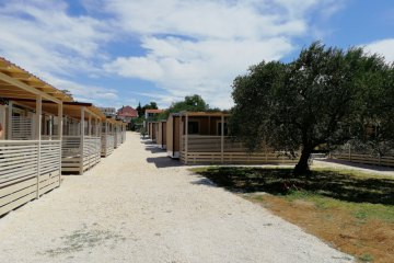 Mobile homes VIP camp Livada with swimming pool, foto 6