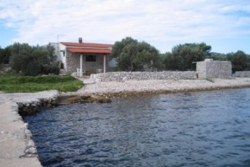 Holiday house Jiricka, Island Zizanj